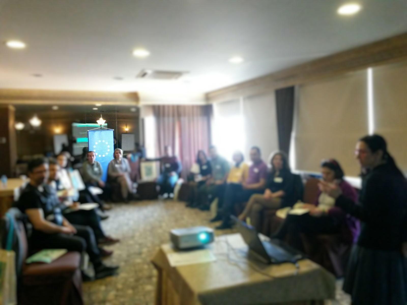 İç Anadolu 1inci Bölgesel Çalıştay Raporu