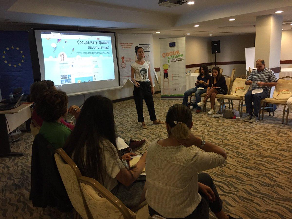 Çocuk Katılımı ve Çocuk Koruma Çalıştayları, 14-15 Eylül  2018